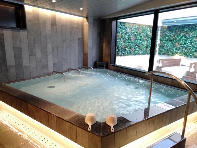 アスティルホテル十三プレシャス大浴場