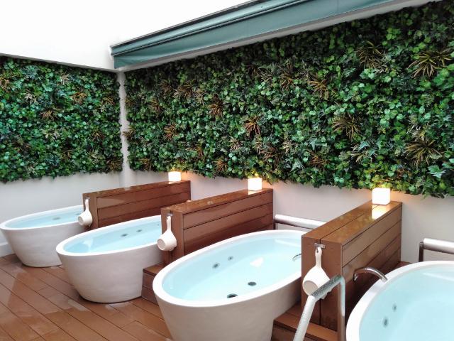 アスティルホテル十三プレシャス露天風呂
