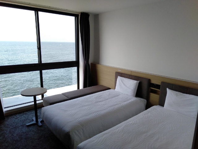 変なホテル関西空港客室2