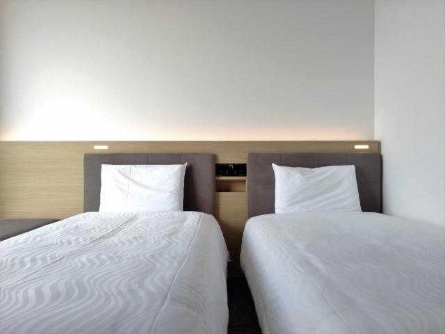 変なホテル関西空港客室4