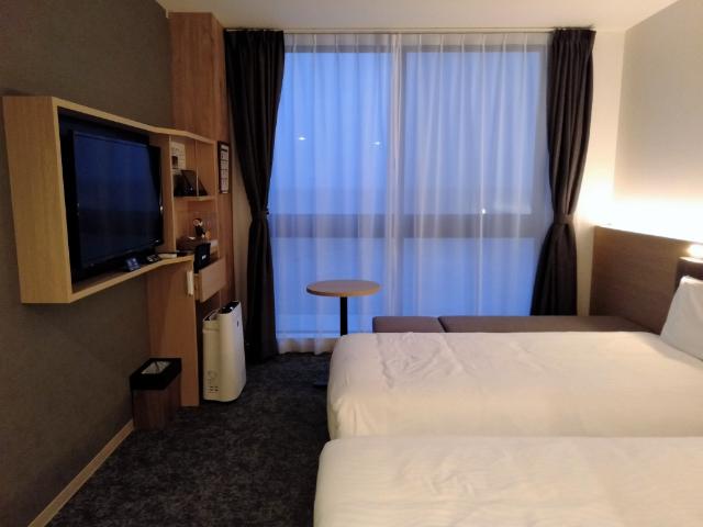 変なホテル関西空港客室9