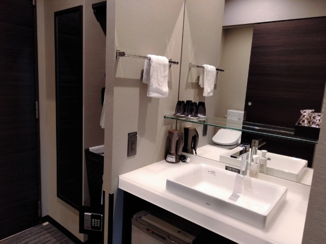 アスティルホテル十三プレシャス客室8