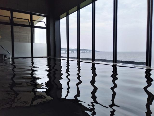 変なホテル関西空港温泉2