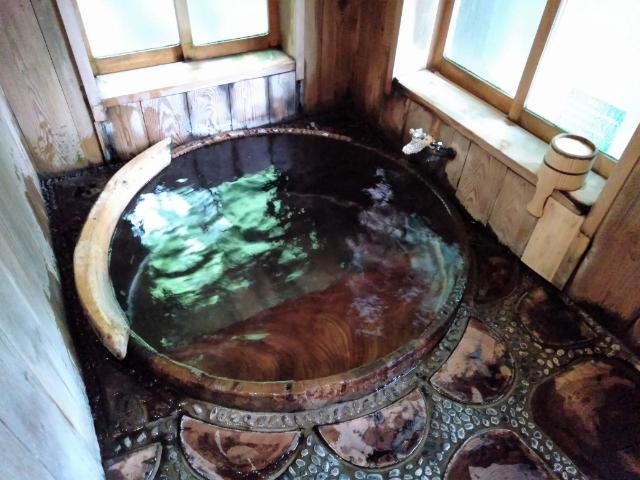 金具屋美妙の湯