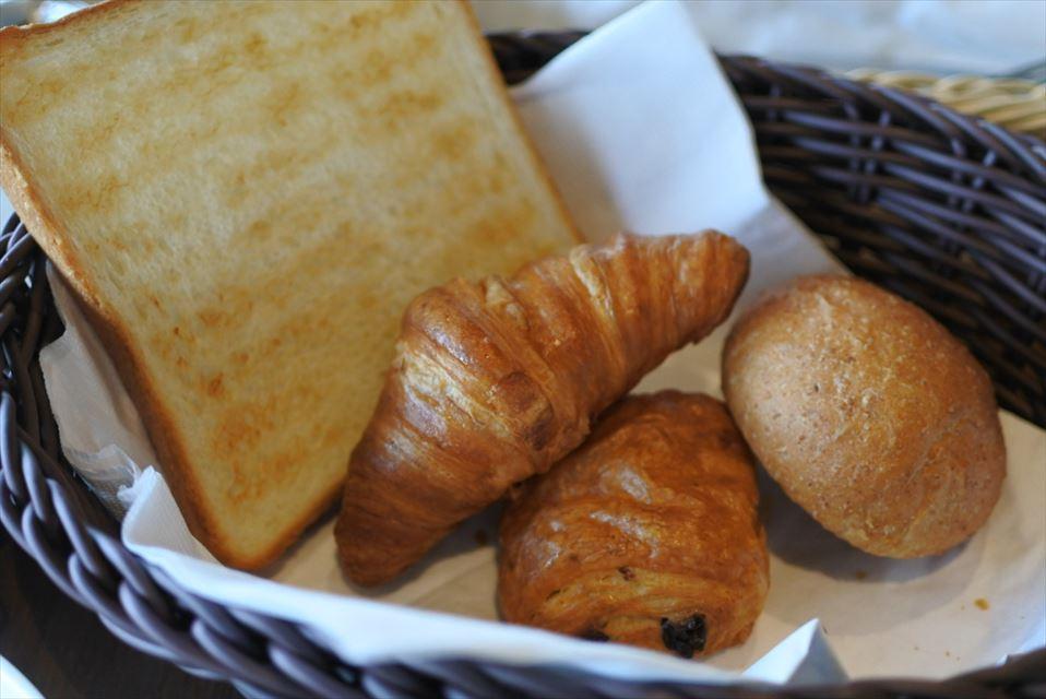 ロッテアライリゾート 朝食