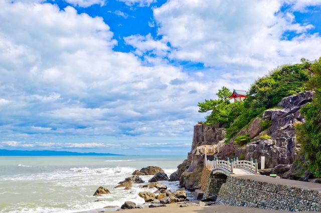 【2020年開運】高知県のパワースポット3選!しなね様、絶景神社、神の壷