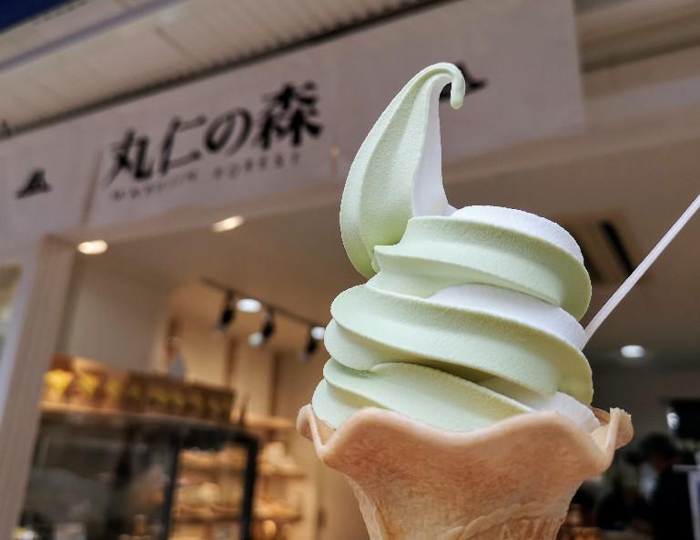 丸仁の森 ナチュラルミルクソフトクリームミックス