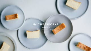 Mr. CHEESECAKE