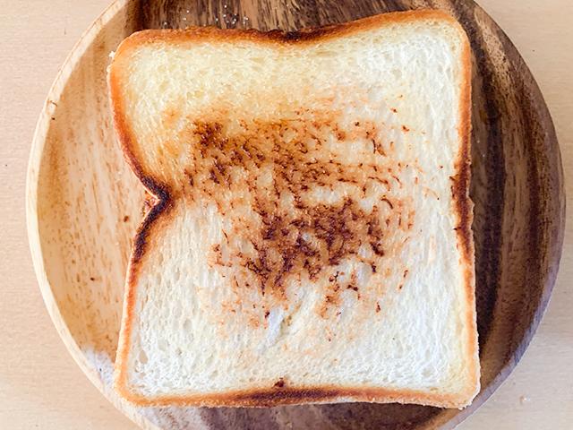 最後にパンを乗せる