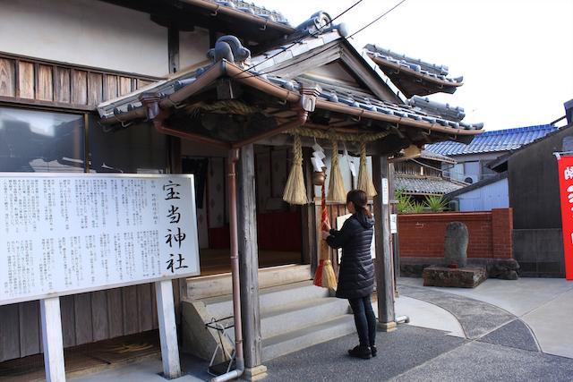 宝当神社(唐津市)2