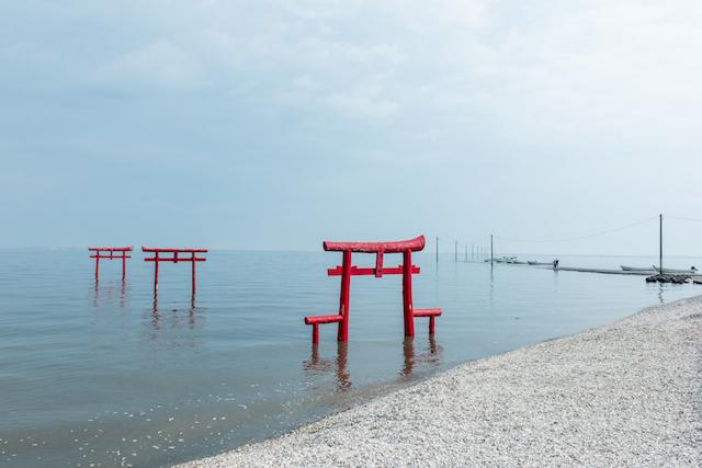 大魚神社(太良町)2