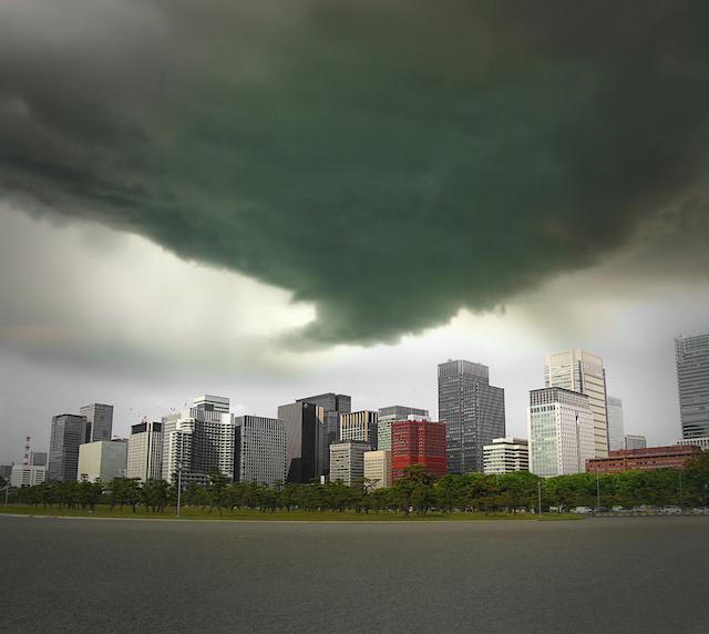ゲリラ豪雨4
