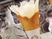 青山フロマージュ ラスパドゥーラのソフトクリーム