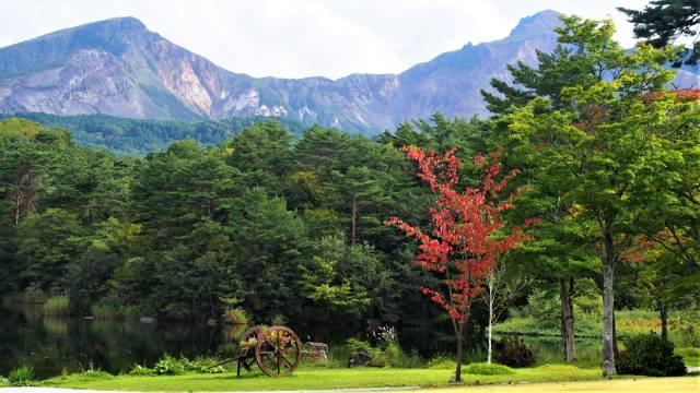 磐梯山ロング