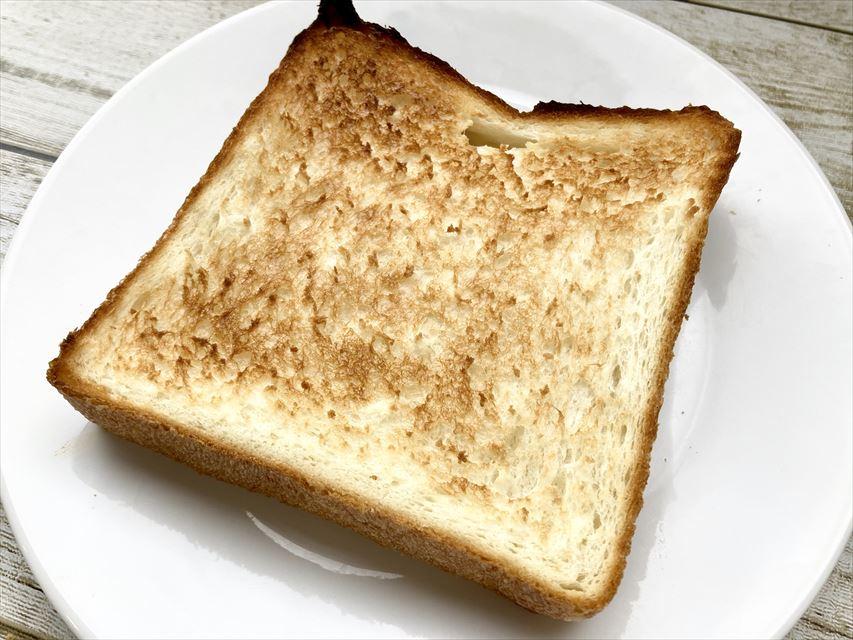しあわせの食パン トースト