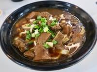 紅燒牛雜麵
