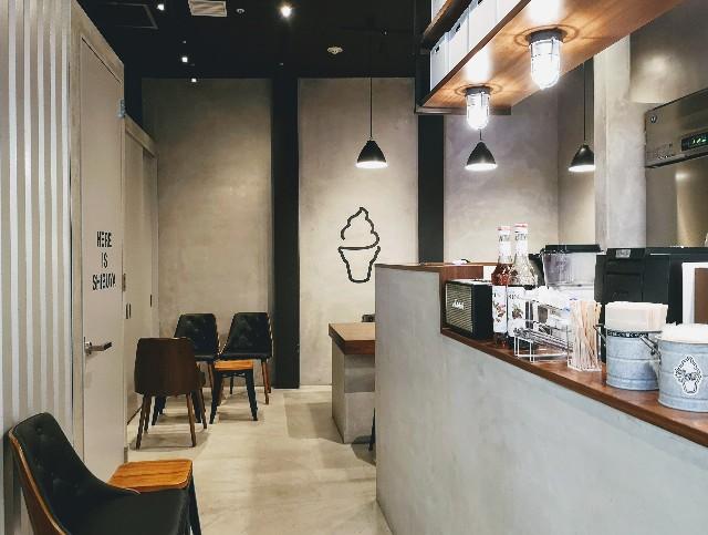 MIYASHITA CAFE 店内