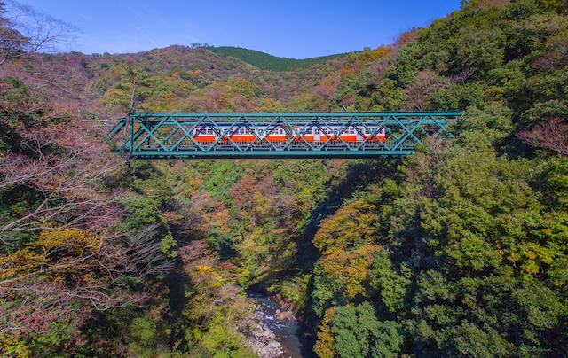 早川橋梁(出山鉄橋)