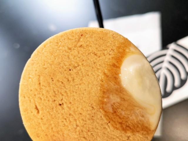 HONMIDO虎ノ門ヒルズ店限定 虎ノ門パフェの深煎りきな粉クッキー