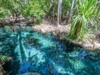 オーストラリア・マタランカ温泉