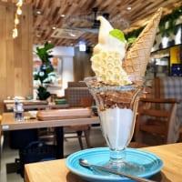 goodspoon Cheese Sweets & Cheese Brunch 上野店 生チーズソフトクリームパフェ