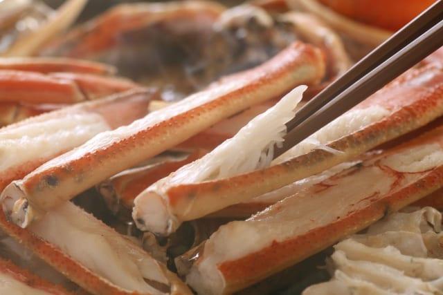 冬にカニを食べるなら北陸がおすすめ!食べ放題できる店3選