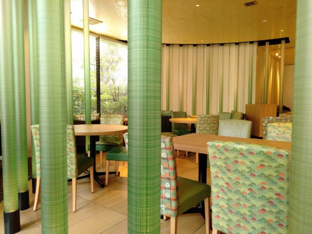 ロイヤルツインホテル京都八条口レストラン4