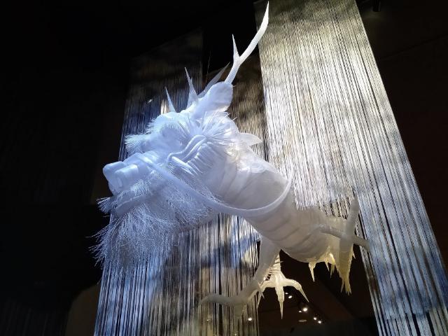 滋賀県立琵琶湖博物館B展示室