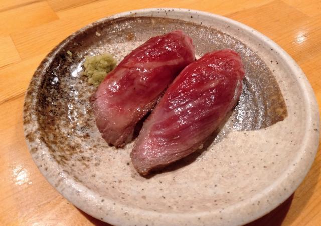 喜之助肉寿司
