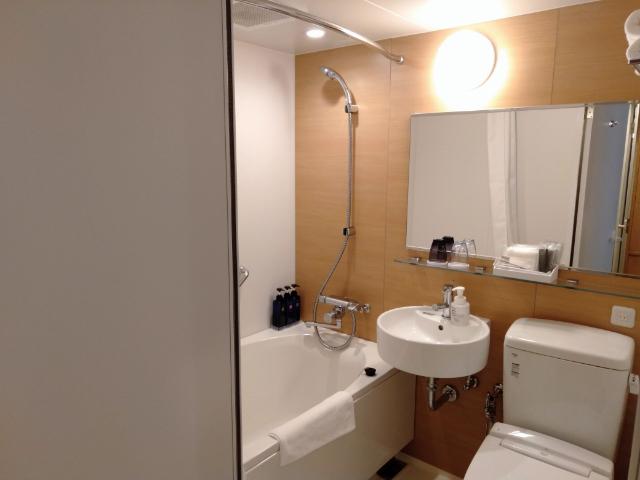 ロイヤルツインホテル京都八条口客室4