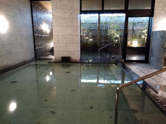 ロイヤルツインホテル京都八条口大浴場2
