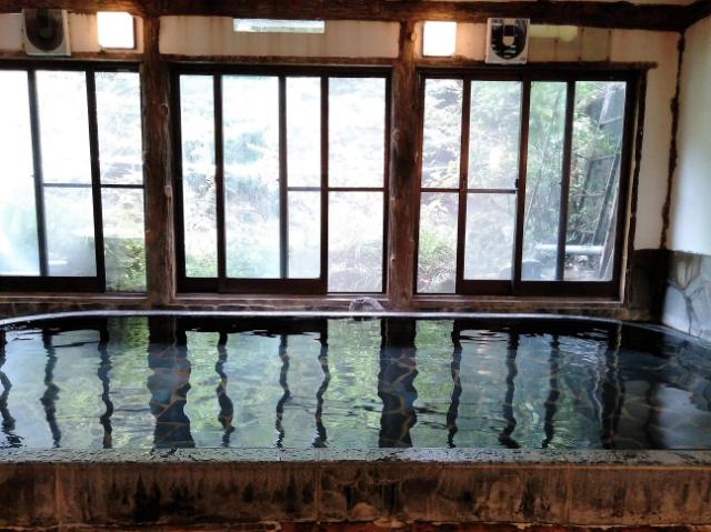 塔ノ沢一の湯本館温泉2