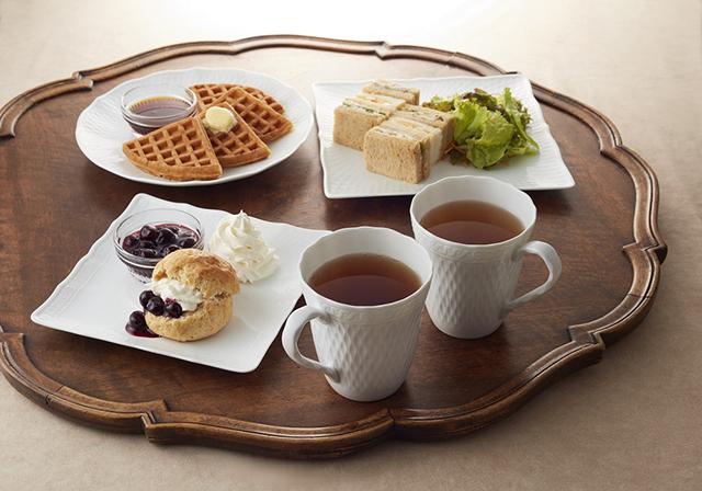 バラエティー豊富なティーメニューが揃った「タリーズコーヒー &TEA横浜元町店」がオープン