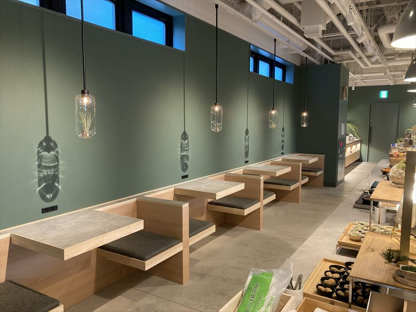 レフ大宮byベッセルホテルズ 朝食スペース