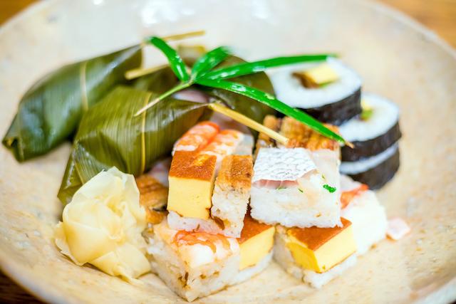 京都の寿司