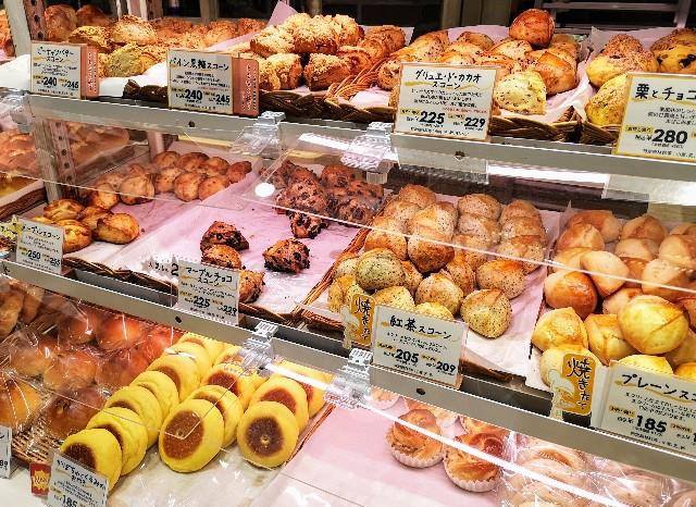 東京さんぽ・立川 「キィニョン」のパン