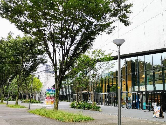 東京さんぽ・立川 グリーンスプリングスの外観