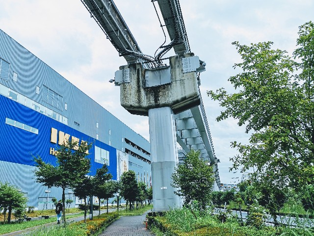東京さんぽ・立川 IKEA立川
