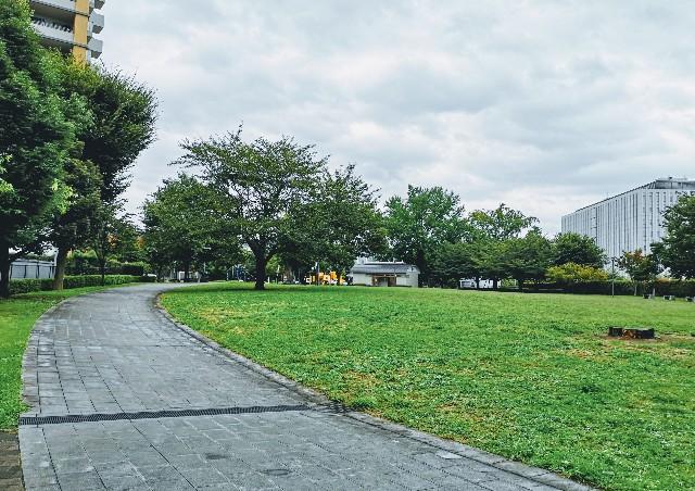 東京さんぽ・立川 緑町北公園