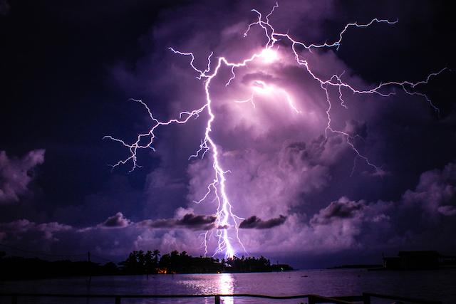 ベネズエラ・カタトゥンボの雷