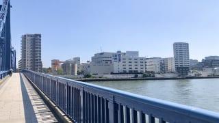 隅田川 清洲橋