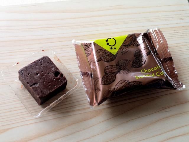 Uraグランスタ東京店・スチームチョコケーキ
