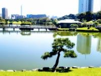 東京都・浜離宮恩賜庭園