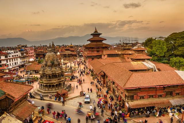 ネパール・カトマンズ