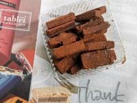 神奈川県・バニラビーンズベイサイド「訳ありスイーツ生チョコレートの切れ端」