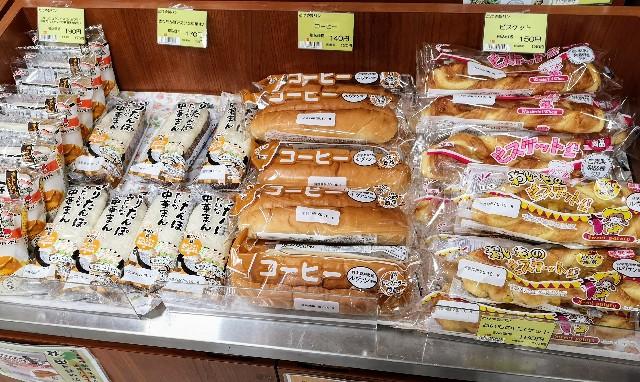 東京・有楽町「秋田ふるさと館」たけや製パンのパン