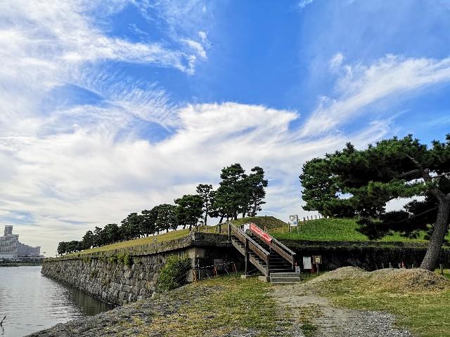 東京都お台場・「台場公園」