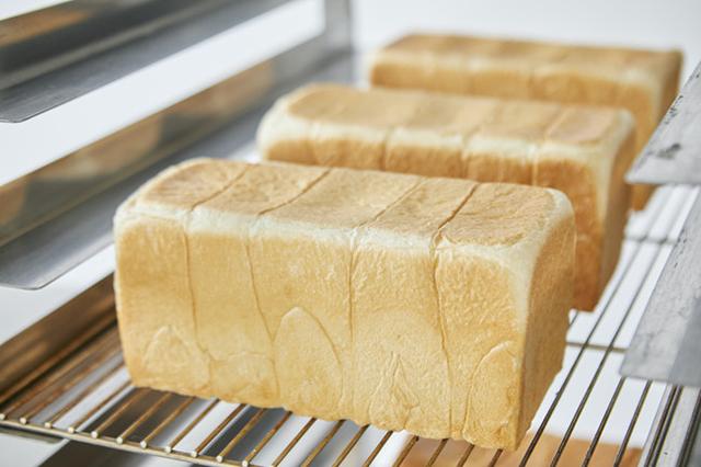 「高匠」の湯種食パン