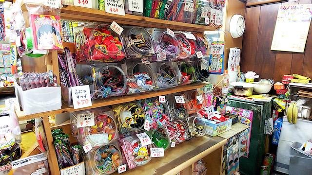 いながきの駄菓子屋探訪18-2淡路屋