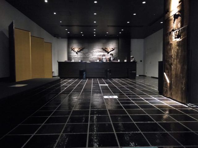 三井ガーデンホテル京都河原町浄教寺ロビー